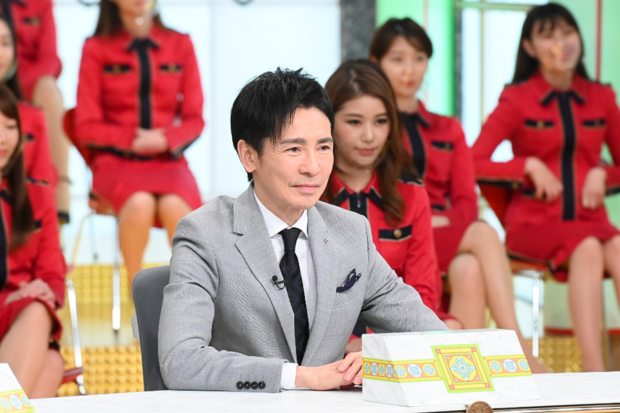 郷ひろみ【写真:(C)TBS】
