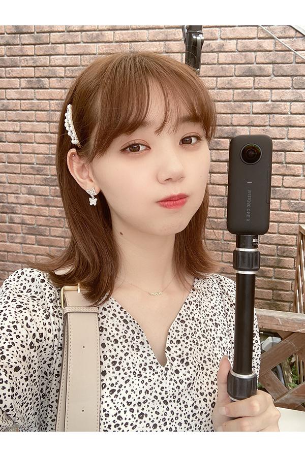 演技面でも注目を集めるnon-no専属モデル・江野沢愛美