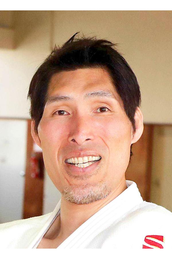 柔道家・篠原信一氏が絵本作家デビュー!