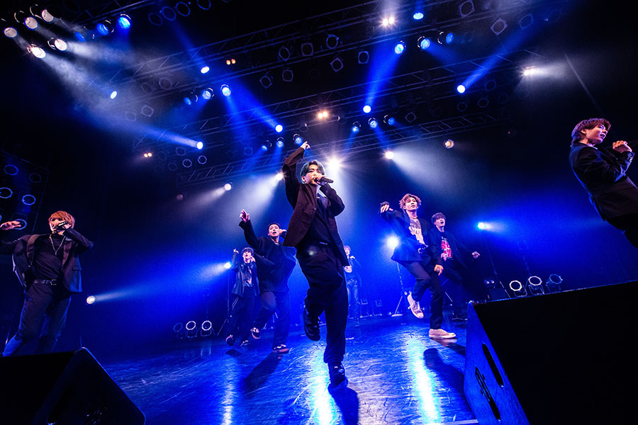 ダンス&ボーカルグループ「Zero PLANET」