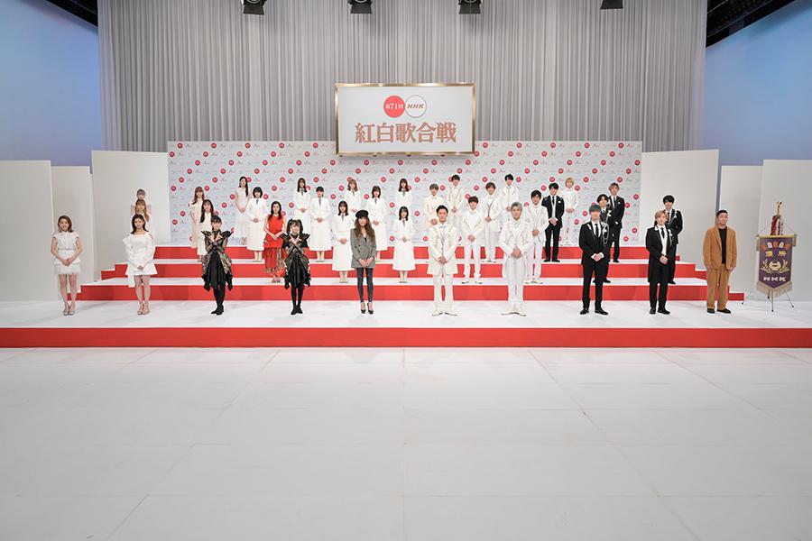 第71回紅白歌合戦【写真:(C)NHK】
