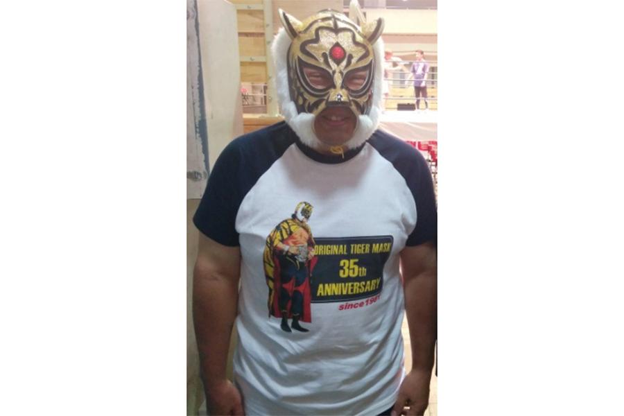 闘病中の初代タイガーマスクが来たるデビュー40周年に向けリング復帰を表明