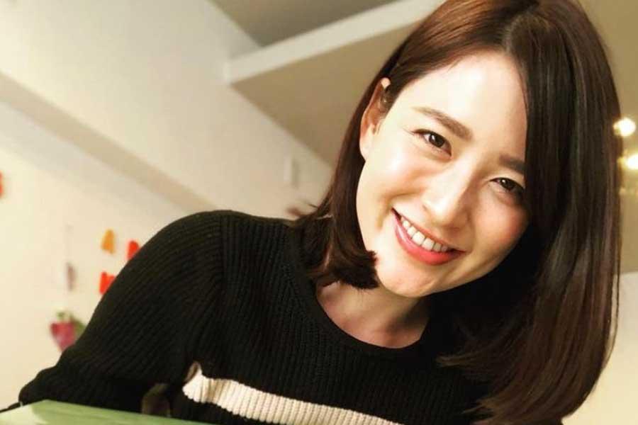 小熊美香【写真:インスタグラム(@ogumamika)より】