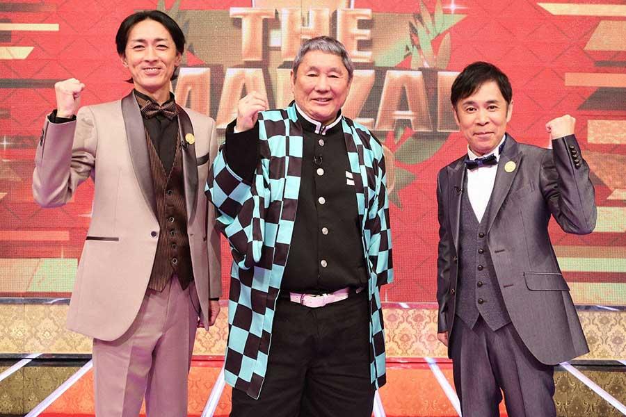 漫才最高峰の祭典「THE MANZAI」が今年も放送【写真:(C)フジテレビ】