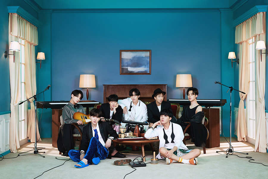 BTS【写真:(C)Big Hit Entertainment】