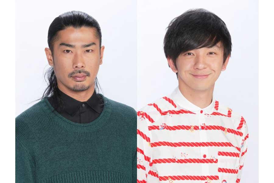 「パンサー」の菅良太郎と向井慧が「ANN0」のメインMCを担当