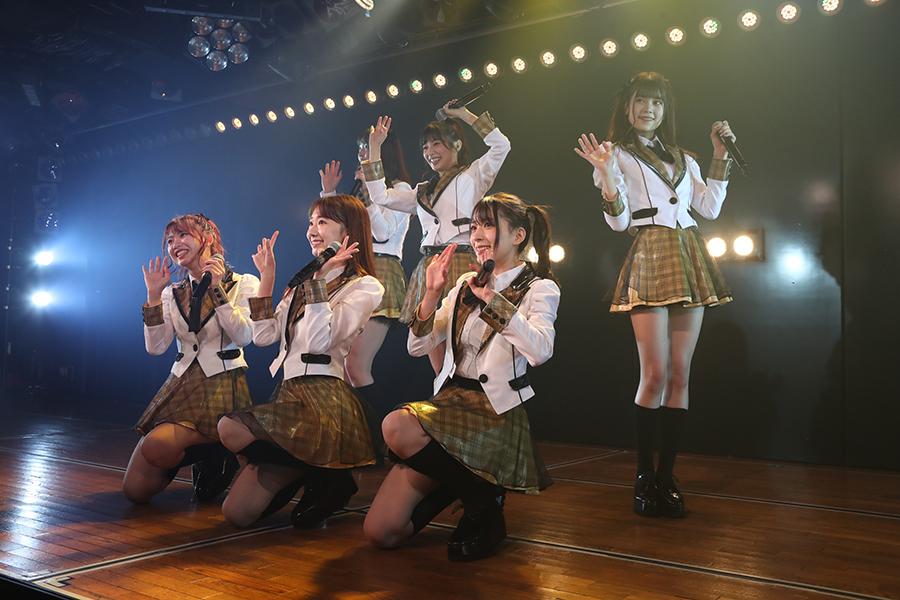 ゲーム好きなメンバーによるAKB48のユニット「GRATS」【写真:(C)AKB48】