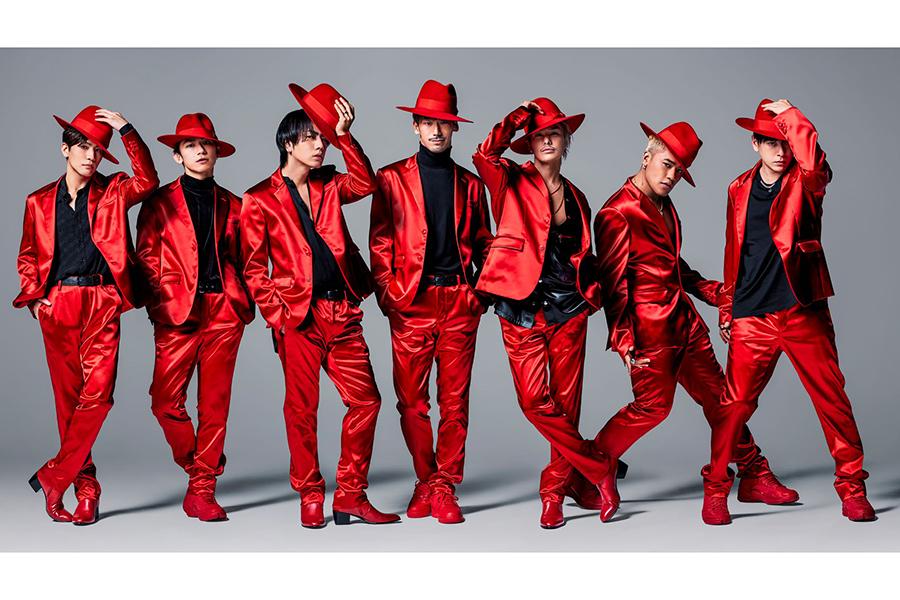 メジャーデビュー10周年を迎えた「三代目 J SOUL BROTHERS」