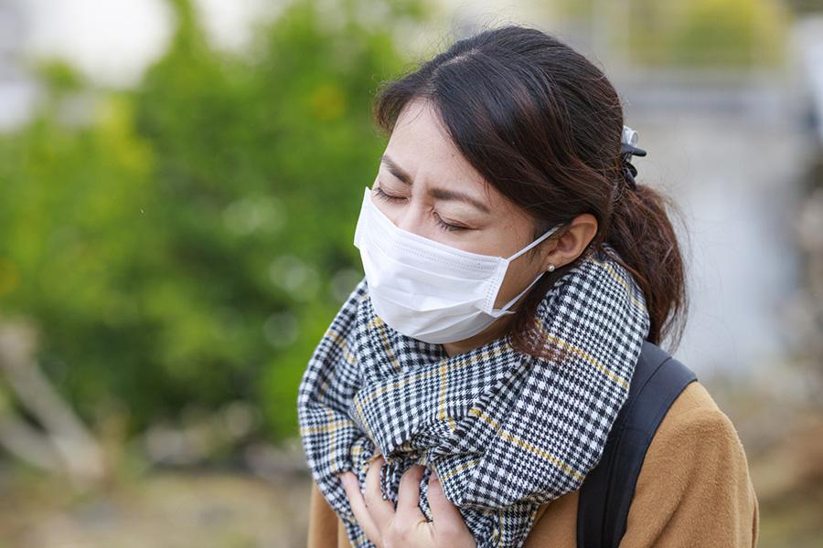 「ママの感染症対策」というテーマで調査を実施(写真はイメージ)【写真:写真AC】