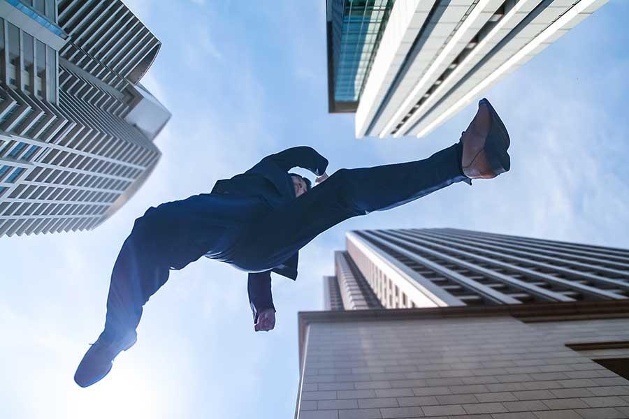 ビジネスパーソン1万5000人を対象に、仕事に対する満足度調査を実施(写真はイメージ)【写真:写真AC】