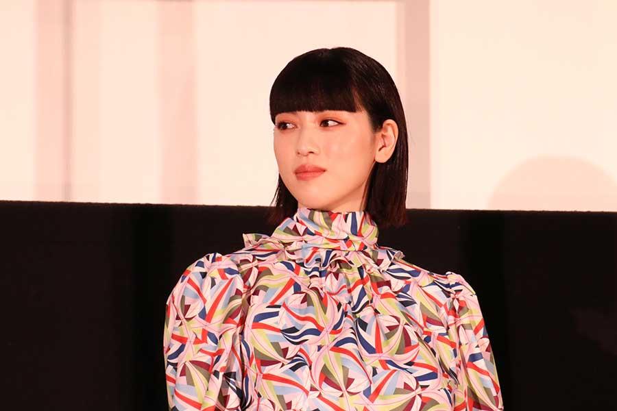 三吉彩花、黒木瞳監督は「お母さんのようなお姉さんのような」 演技レッスンに感謝