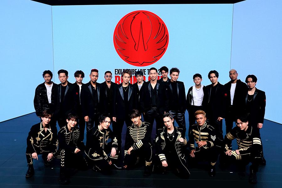 「三代目J SOUL BROTHERS from EXILE TRIBE」がドームツアー開催を発表