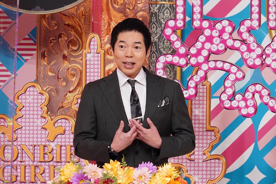 「幸せ!ボンビーガール」に初登場する今田耕司【写真:(C)日本テレビ】