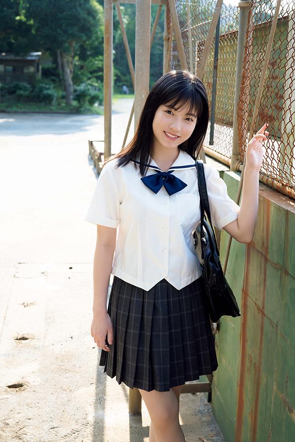 ファースト写真集を発売する「モーニング娘。」北川莉央