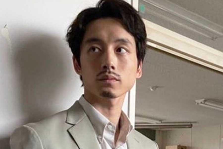 坂口健太郎【写真:インスタグラム(@shojo35)より】
