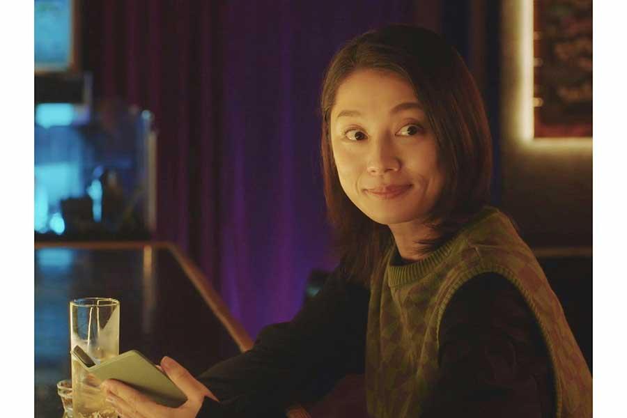 ドラマ「姉ちゃんの恋人」で話題を集める小池栄子【写真:(C)カンテレ】