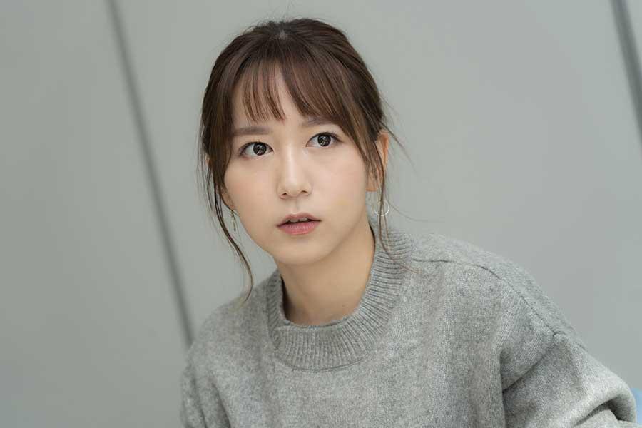 SKE48大場美奈【写真:山口比佐夫】