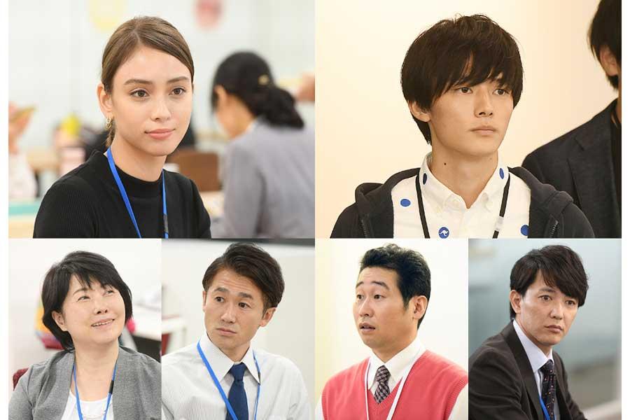 滝沢カレン「逃げ恥」新春スペシャル出演【写真:(C)TBS】