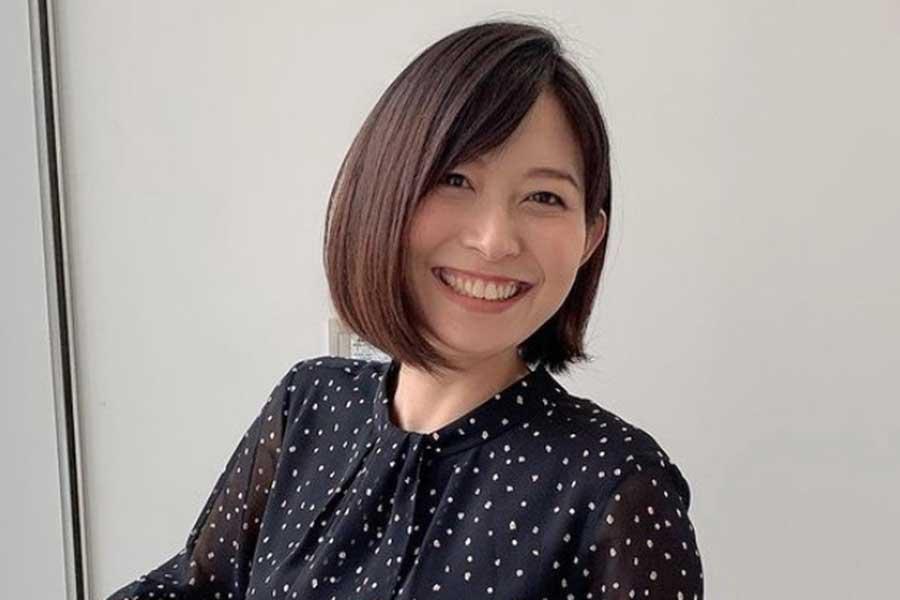 テレ朝・久冨慶子アナ、夫婦で遠征前に焼き肉堪能…幸せショットに「もぐもぐ可愛い」
