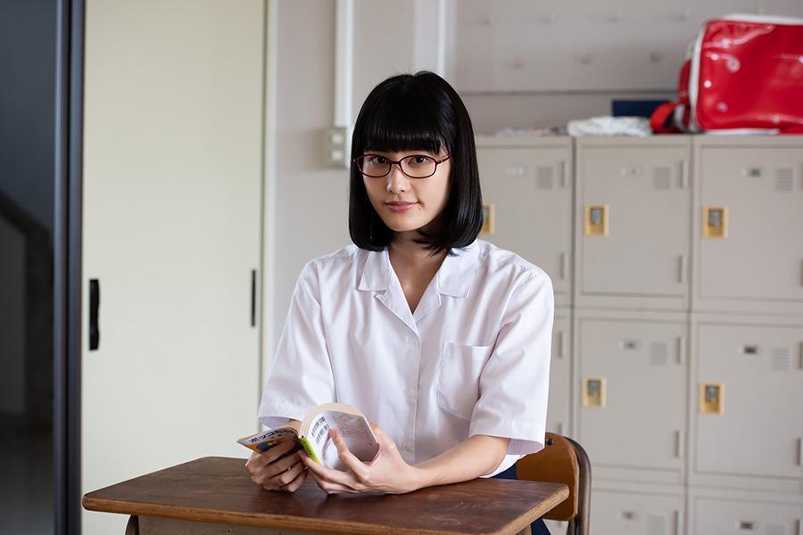 ドラマ「あのコの夢を見たんです。」最終話に出演する橋本愛【写真:(C)「あのコの夢を見たんです。」製作委員会】