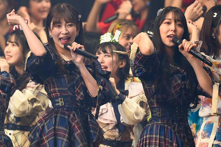 NMB48白間美瑠が新型コロナウイルス感染 吉田朱里はPCR陰性も卒業公演を延期