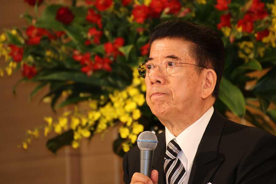 文化功労者に選出された西川きよし【写真:ENCOUNT編集部】