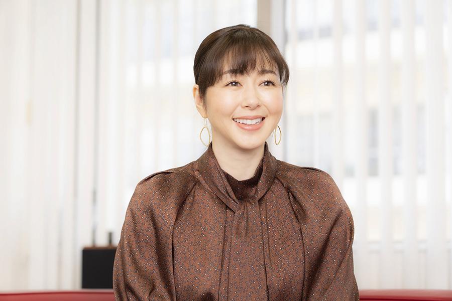 【気になる人】朝ドラ「エール」藤堂先生の妻役の堀内敬子が「エール」を見た息子に言われた一言とは