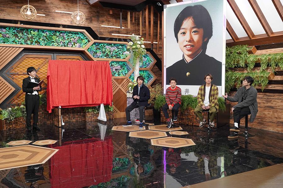 嵐メンバー「記念館」第2弾は櫻井翔【写真:(C)日本テレビ】
