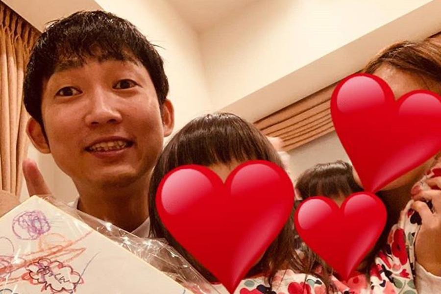 ノンスタイル石田明、豪華リビング模様替えにファン仰天「なんてメルヘン」「全部100均!?」