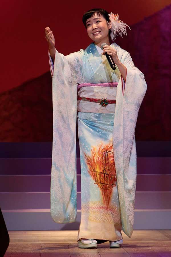 新曲「楓」がオリコン週間シングル演歌ランキングで初登場1位を獲得した田川寿美