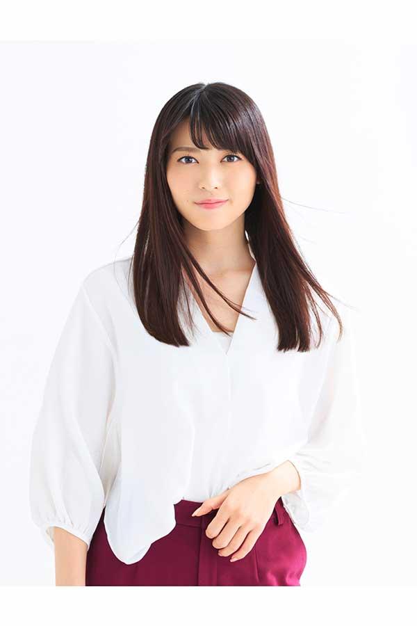 躍進を続ける女優の矢島舞美
