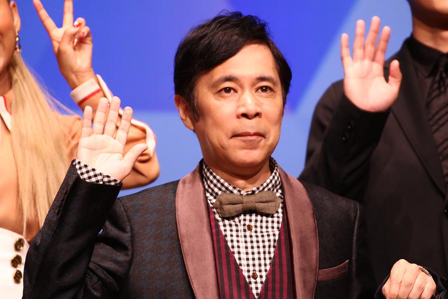 岡村隆史、結婚報告後初の公の場 「今、幸せですか?」に笑顔「はい、幸せです」