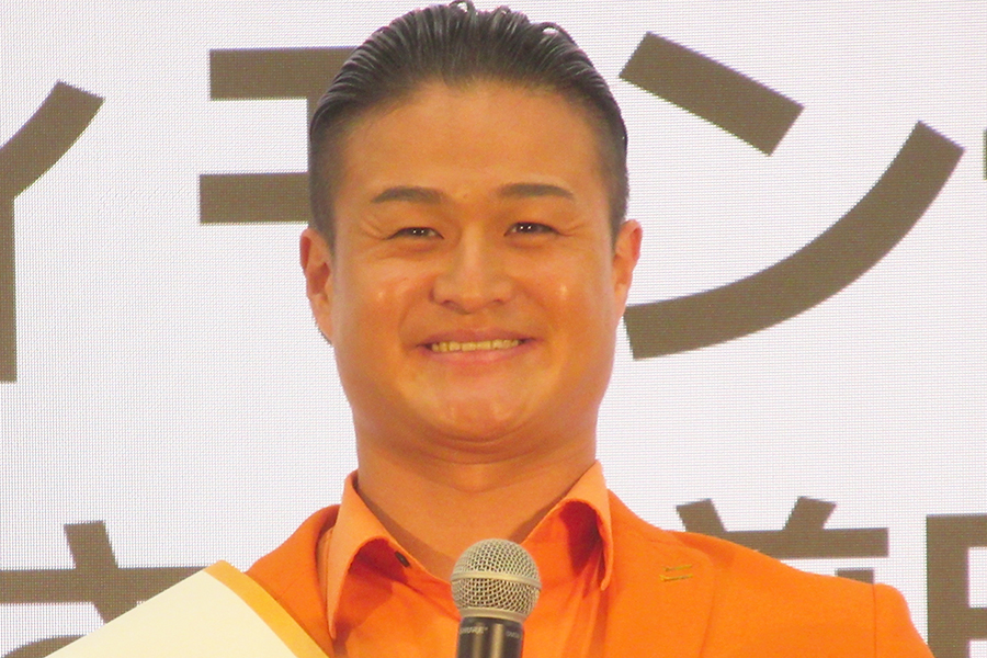 「ティモンディ」の高岸宏行【写真:ENCOUNT編集部】