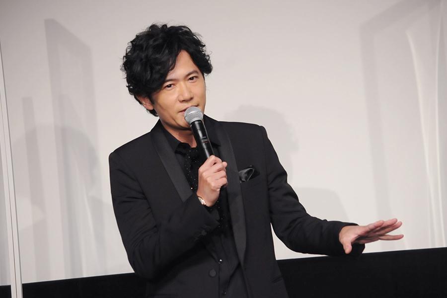 稲垣吾郎「すごいなと」 初共演の二階堂ふみを絶賛「僕にとってのミューズです」
