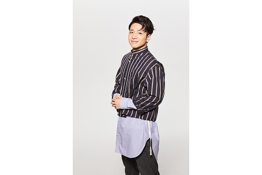 山田ジャパン1月公演「優秀病棟 素通り科」で主演を務める「ふぉ~ゆ~」福田悠太