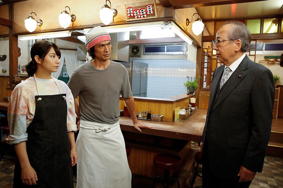 秘書軍団VS岸部一徳が直接対決 木村文乃と大島優子が大ゲンカ!