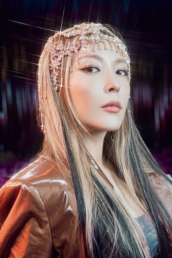 BoA 20周年記念アルバム「BETTER」イメージ