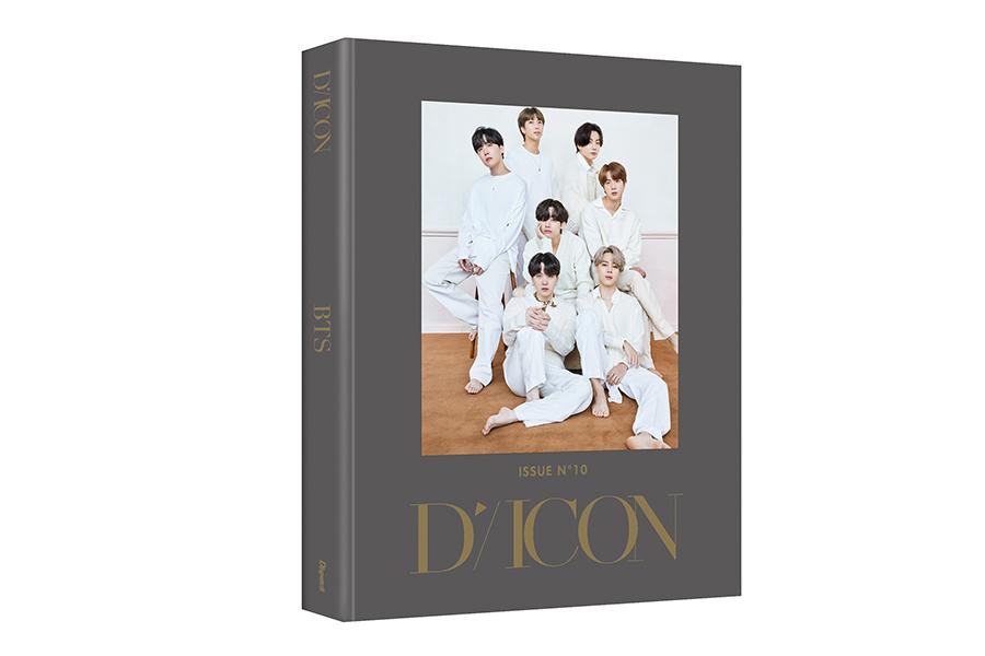 写真集「Dicon vol.10『BTS goes on!』」の公式予約受付が開始