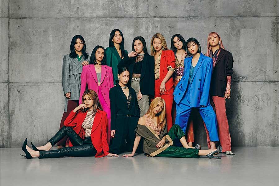 2020年12月31日をもって解散する「E-girls」