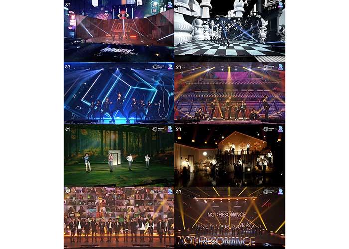 「NCT」が世界124か国20万人を熱狂させた