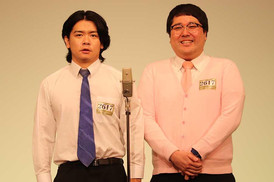 野田クリスタル、11年前の姿にファン仰天「ほ、ほそい…」 村上はほぼ変わらず