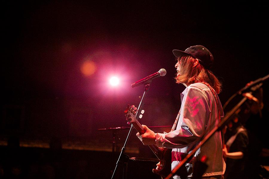 今年初の有観客ライブ「Billboard Special Live」を開催したビッケブランカ【写真:Taku Fujii】