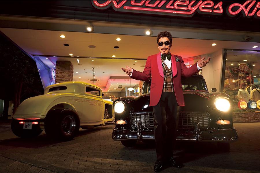 鈴木雅之が「夢で逢えたら(ALL TIME ROCK 'N' ROLL Ver.)」のミュージックビデオを公開