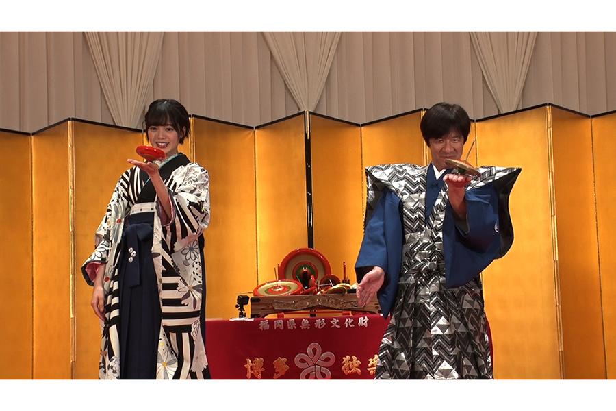 内村光良、憧れの平手友梨奈のサプライズ登場に腰抜かす「イッテQ!新春スペシャル」