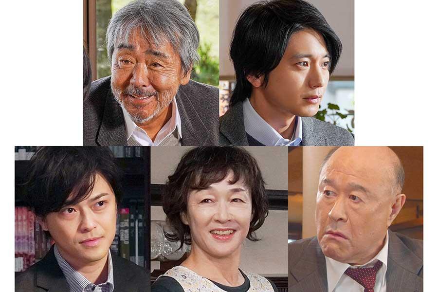 石原さとみ、テレ東初主演ドラマで寺尾聰&向井理と初共演 角野卓造らの出演も決定