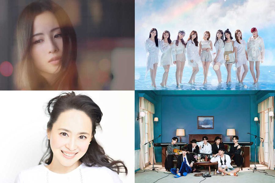 「レコ大」NiziUが「Make you happy」歌唱 松田聖子「SWEET MEMORIES」日本語版を披露