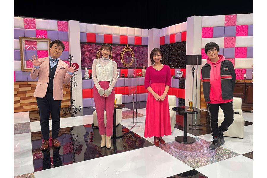 「お願い!ランキング」で「ラブライブ!」名曲ランキングが発表される【写真:(C)テレビ朝日】