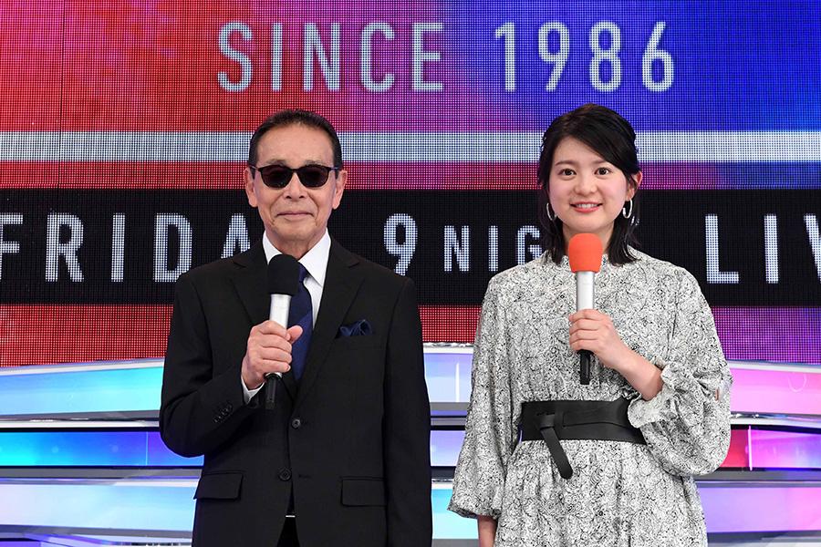 ミュージックステーションウルトラSUPERLIVE2020【写真:(C)テレビ朝日】