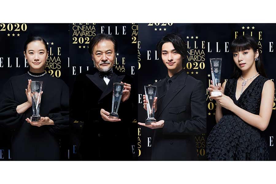 「エル シネマアワード2020」決定 蒼井優、黒沢清監督、横浜流星、池田エライザが受賞