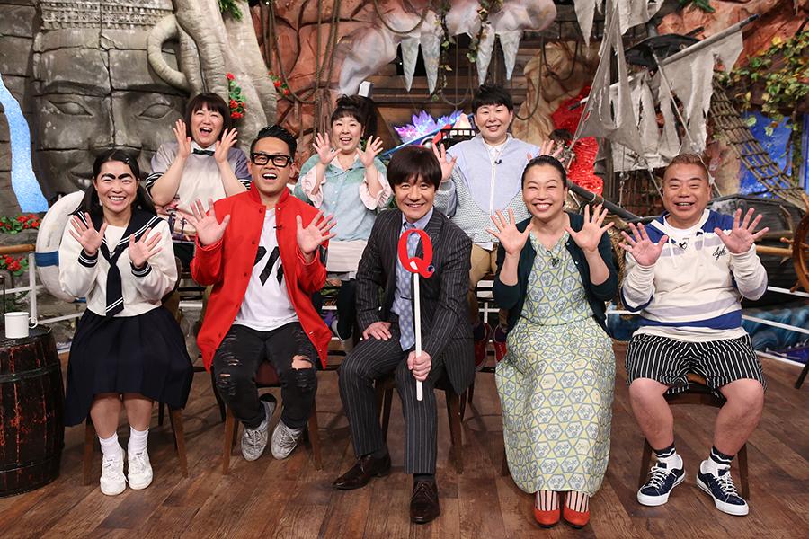 人気番組「世界の果てまでイッテQ!」【写真:(C)日本テレビ】